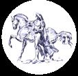logo shiatsu équin